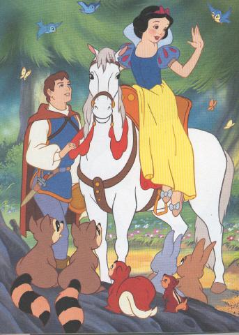 RaiUno, stasera Biancaneve chiude il ciclo delle principesse Disney