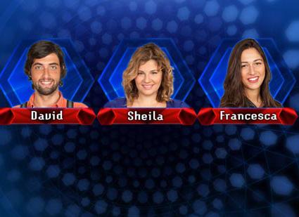 Grande Fratello 11, live 8a puntata: fuori Sheila, Giuliano salvo dalla seconda eliminazione