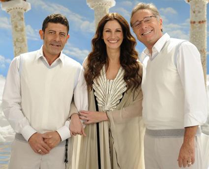 Spot Lavazza, a Julia Roberts 1,5 mln $