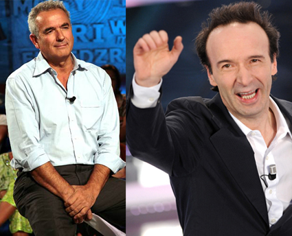 Sanremo 2011: Sposini al Question Time, sì a Benigni se gratis