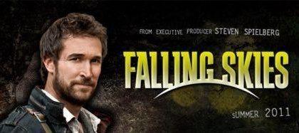 Falling Skies, foto e video della nuova sci-fi serie di TNT prodotta da Steven Spielberg
