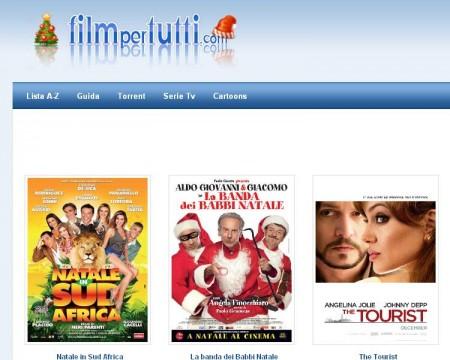 film per tutti sito