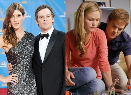 Dexter, c'è Julia Stiles dietro il divorzio Hall-Carpenter?
