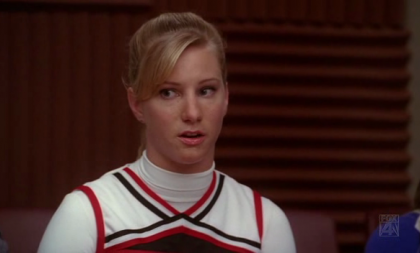 Glee, tonsillite per il cast; Heather Morris protagonista di Buffy?