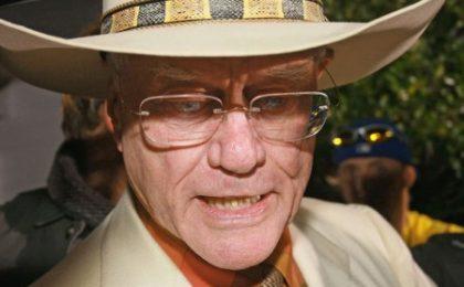 Larry Hagman nelle Disperate; novità per SVU, CSI LV, Luck e 90210