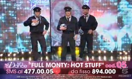 Ascolti tv 1° dicembre 2010: Let's Dance soccombe a Ti Lascio Una Canzone