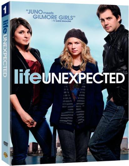 Life Unexpected addio? Ad aprile 2011 il dvd della serie completa