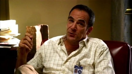 Mandy Patinkin in Homeland (Showtime)