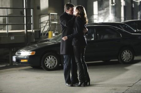 Castle 3, a gennaio l'atteso bacio Rick Castle – Kate Beckett