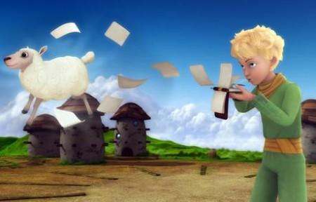 piccolo principe cartoon, rai tre