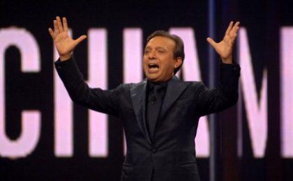 Per Maxim Piero Chiambretti è il meglio della tv del 2010
