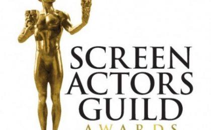 Sag Awards 2010, le nomination televisive