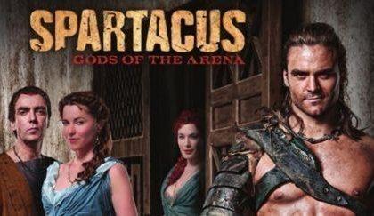 Camelot in anteprima il 25 febbraio dopo Spartacus: Gods of The Arena (foto del prequel)