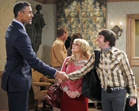 Rick Fox in The Big Bang Theory, Katy Perry in How I Met Your Mother. E Laura Prepon…