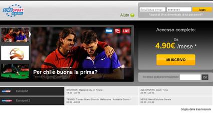 Eurosportplayer streaming