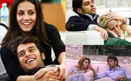 GF 11, live 14ma puntata: dentro Emanuele e Raul, fuori Agostino e Giuliano. Rosy abbandona