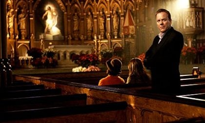 The Confession, la web serie di Kiefer Sutherland (ottimista sul film di 24)
