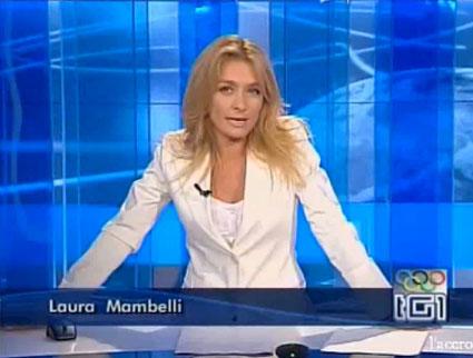 Laura Mambelli, muore a 50 anni l'anchorwoman del Tg1