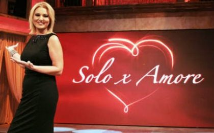 RaiDue, Monica Setta riconquista il daytime con Solo per Amore?
