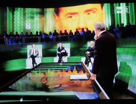 Ascolti tv 27 gennaio 2011, Annozero a 7 mln (Masi si dissocia?)