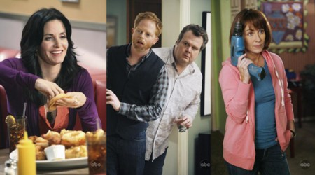 ABC rinnova Grey's, Private Practice, Castle, Modern Family, The Middle e Cougar Town