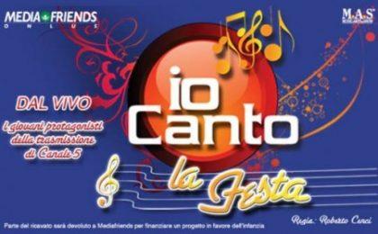 Io Canto, La festa in tour dal 5 febbraio, le date