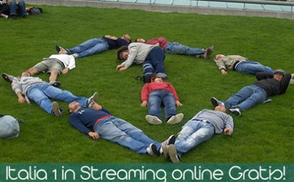 Come vedere Italia 1 in streaming