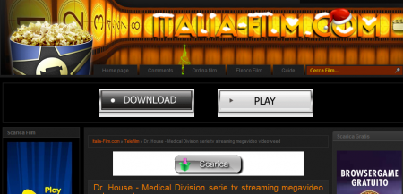 italiafilmcom house in streaming