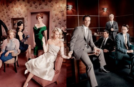 AMC: Mad Men rinnovata per la quinta stagione, The Killing debutta il 3 aprile (foto + video)