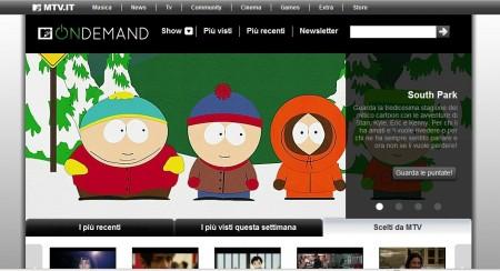 mtv on demand, tv streaming