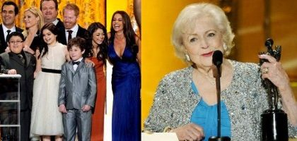 Sag Awards 2011, i vincitori: 5 premi per HBO, Modern Family batte Glee