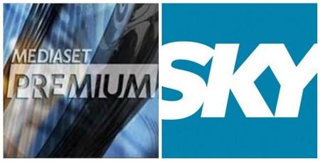 Pubblicità,  Mediaset vs Sky, in vantaggio il Biscione