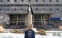 The Cape statue spot