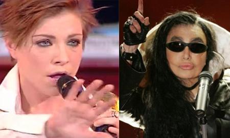 Amici 10, live pomeridiano 26/2/2011 con Loredana Bertè