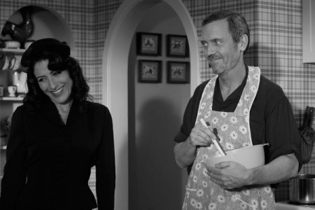 Dr House in bianco e nero; casting per True Blood 4 e Hot In Cleveland 2