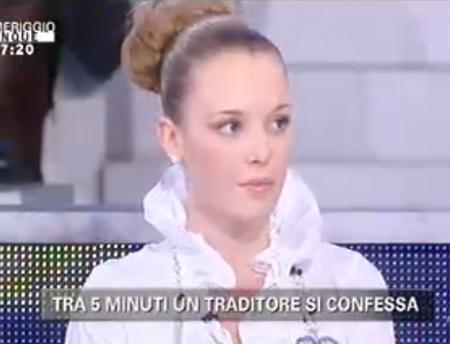 GF 11, Jennifer Milan una Nando Girl