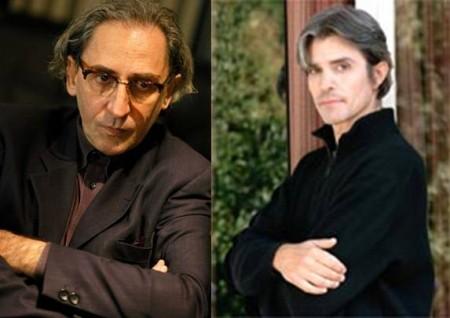 Sanremo 2011: Franco Battiato e Luca Madonia, L'Alieno, (Testo)