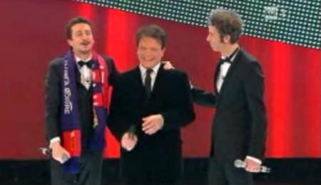 Luca Paolo massimo ranieri finale sanremo2011
