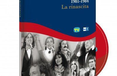 Sanremo Story, 60 anni di Festival raccolti in 10 DVD+Libro