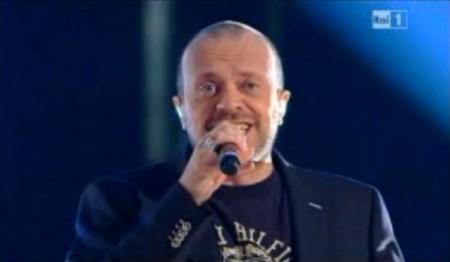 Sanremo2011 Pezzali seconda serata