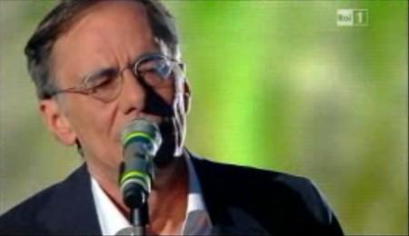Sanremo2011 Roberto Vecchioni primaserata