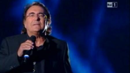 Sanremo2011 albano prima serata