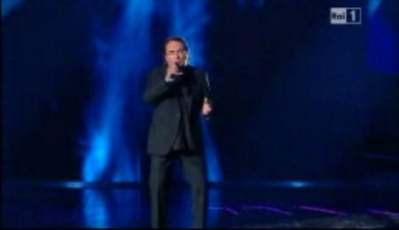 Sanremo2011 albano seconda serata
