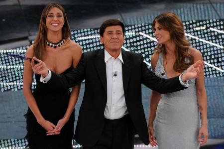 Sanremo 2011 debutta con 12 mln e il 49% di share. Morandi batte Clerici