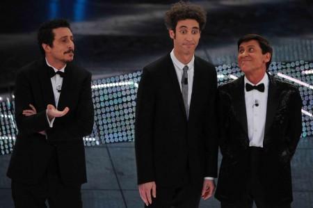 """Sanremo 2011, Luca e Paolo: """"'Ti Sputtanerò' non satira, ma realtà"""""""