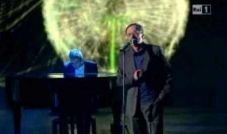 Sanremo2011 vecchioni seconda serata