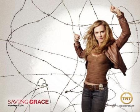 Saving Grace, gli ultimi episodi della terza stagione al via su Mya