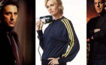 Eva Longoria divorziata; novità per Simpson, The Kennedys, The Defenders e Jane Lynch