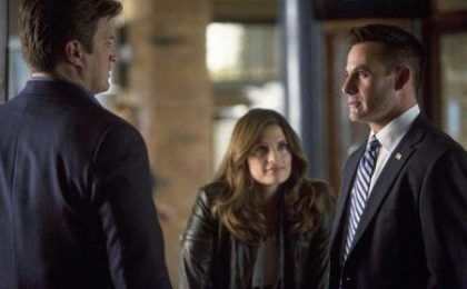 Castle, la guest star Adrian Pasdar protagonista dello spinoff? Foto e video