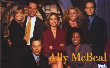 Ally McBeal, gli episodi della seconda stagione